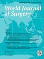 World Journal of Surgery 12/2020