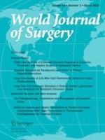 World Journal of Surgery 3/2020
