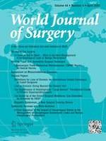 World Journal of Surgery 4/2020