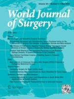 World Journal of Surgery 5/2020