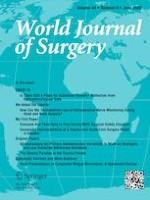 World Journal of Surgery 6/2020