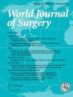 World Journal of Surgery 2/2021