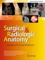 Surgical and Radiologic Anatomy 3/2018