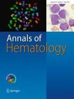 Annals of Hematology 7/2016