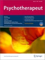 Psychotherapeut 3/2008