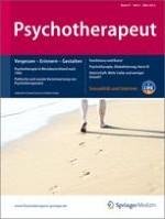 Psychotherapeut 2/2012