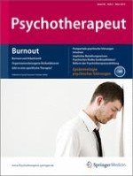 Psychotherapeut 2/2013