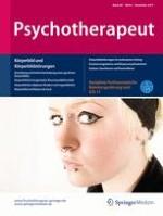 Psychotherapeut 6/2015
