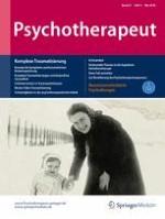 Psychotherapeut 3/2016