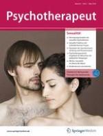 Psychotherapeut 2/2019
