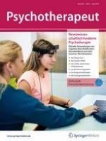 Psychotherapeut 3/2019