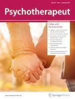 Psychotherapeut 5/2019
