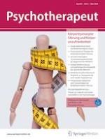 Psychotherapeut 2/2020