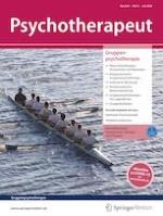 Psychotherapeut 4/2020