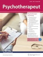 Psychotherapeut 6/2020