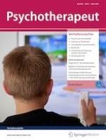 Psychotherapeut 2/2021