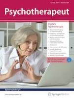 Psychotherapeut 5/2021