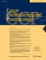 Cancer Chemotherapy and Pharmacology 6/2006