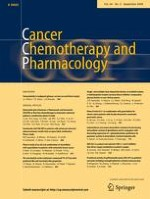 Cancer Chemotherapy and Pharmacology 4/2009