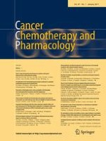 Cancer Chemotherapy and Pharmacology 1/2011