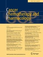 Cancer Chemotherapy and Pharmacology 6/2011