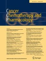 Cancer Chemotherapy and Pharmacology 1/2012