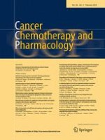 Cancer Chemotherapy and Pharmacology 2/2012