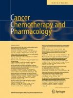 Cancer Chemotherapy and Pharmacology 3/2012