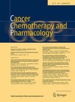 Cancer Chemotherapy and Pharmacology 1/2013