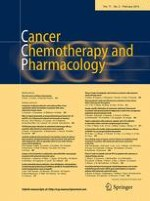 Cancer Chemotherapy and Pharmacology 2/2013
