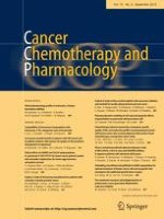 Cancer Chemotherapy and Pharmacology 3/2013