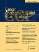 Cancer Chemotherapy and Pharmacology 1/2016