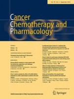 Cancer Chemotherapy and Pharmacology 3/2016
