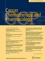 Cancer Chemotherapy and Pharmacology 6/2016