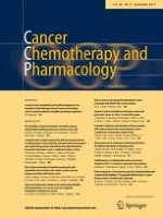 Cancer Chemotherapy and Pharmacology 3/2017