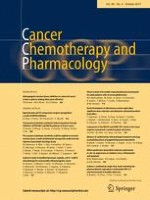 Cancer Chemotherapy and Pharmacology 4/2017