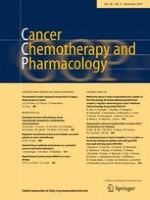 Cancer Chemotherapy and Pharmacology 5/2017