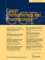 Cancer Chemotherapy and Pharmacology 1/2018