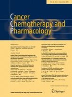 Cancer Chemotherapy and Pharmacology 5/2018