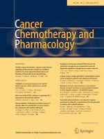 Cancer Chemotherapy and Pharmacology 2/2019
