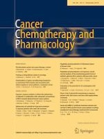 Cancer Chemotherapy and Pharmacology 5/2019