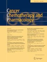 Cancer Chemotherapy and Pharmacology 1/2020