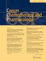Cancer Chemotherapy and Pharmacology 4/2020