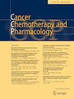 Cancer Chemotherapy and Pharmacology 6/2020