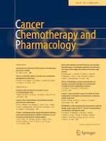 Cancer Chemotherapy and Pharmacology 3/2021