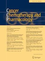 Cancer Chemotherapy and Pharmacology 5/2021