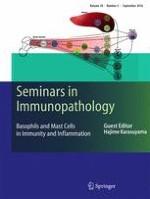Seminars in Immunopathology 5/2016