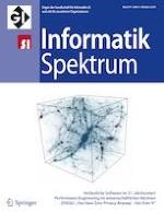 Informatik-Spektrum 5/2018