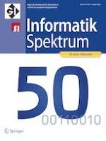 Informatik Spektrum 4/2020