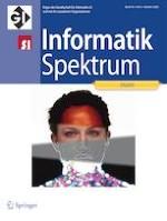 Informatik Spektrum 5/2020